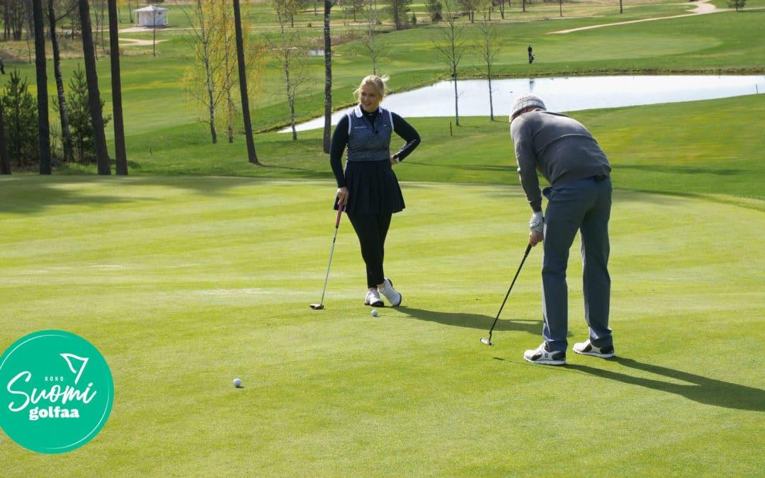 Koko Suomi Golfaa -viikko 2.-9.8.2020