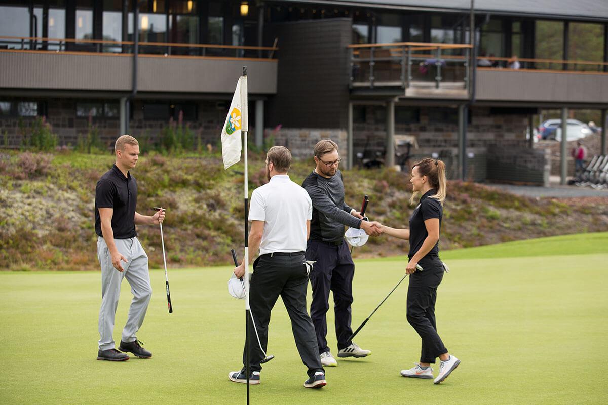 Golfin Säännöt