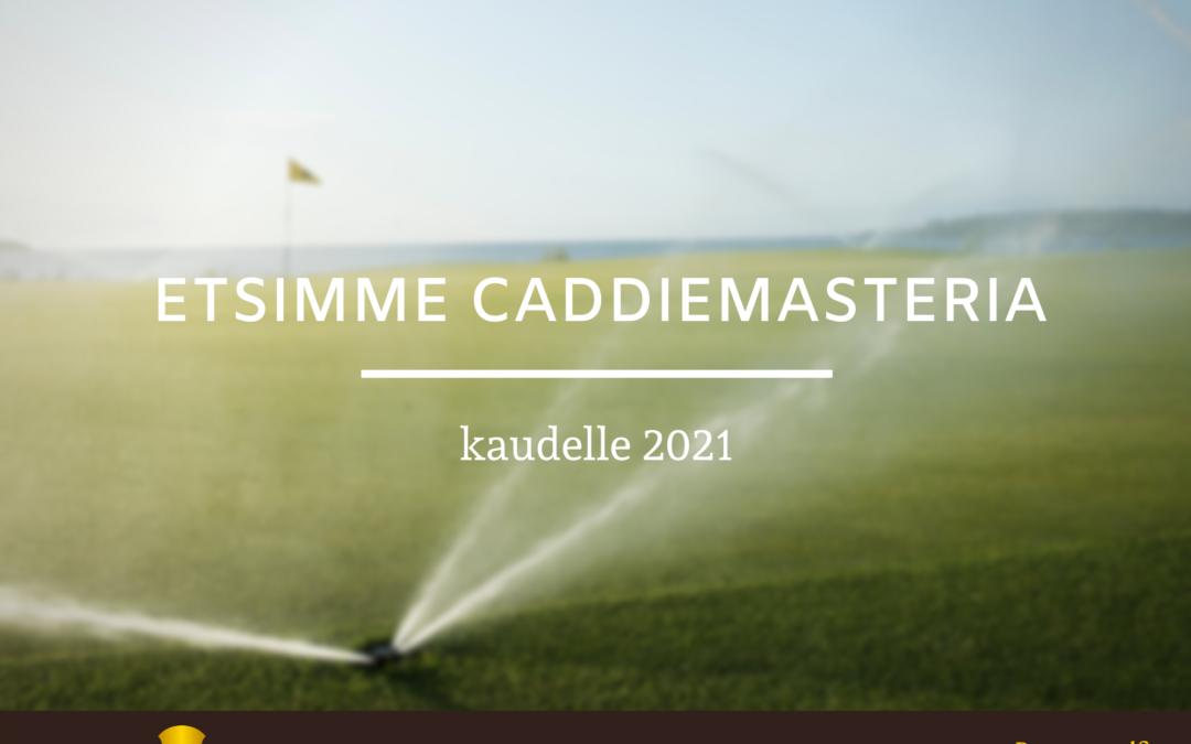 Virpiniemi Golf etsii caddiemasteria kaudelle 2021