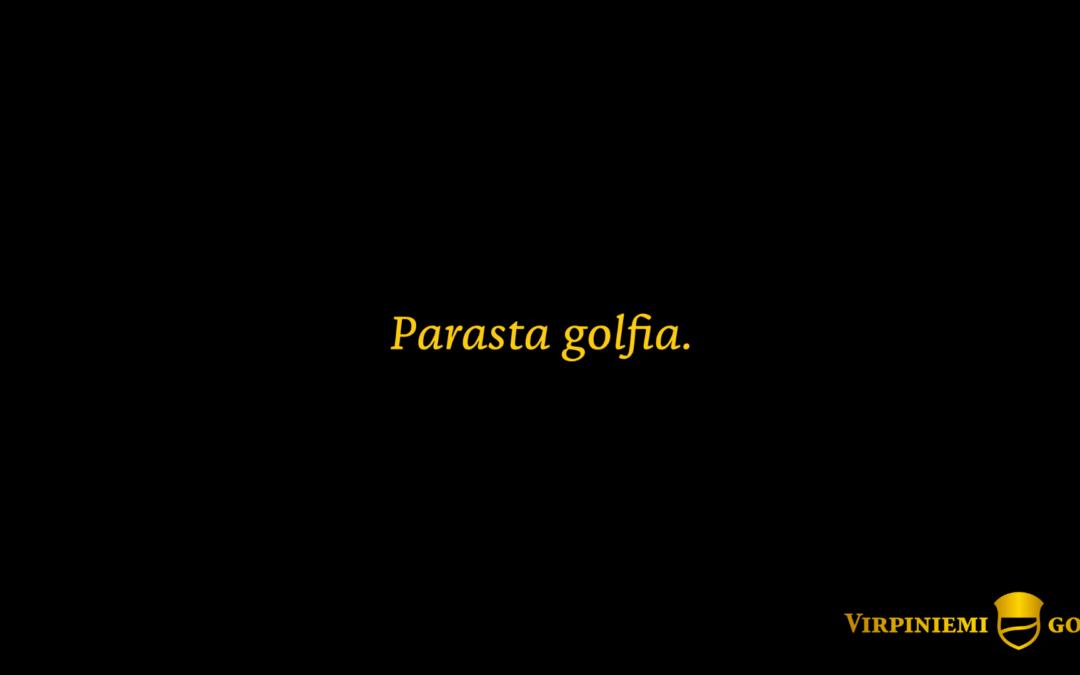 #parastagolfia -kuvakilpailu